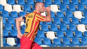 Lucioni anotó el gol de la victoria