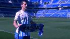 El Málaga presentó a Luis