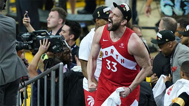 Marc Gasol explica la diferencia entre ganar la NBA y un Mundial