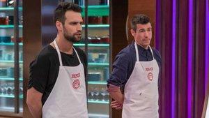 MasterChef Celebrity 5: Jesús Castro y Jordi Cruz protagonizan una pequeña bronca