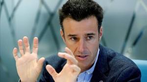 May Peus, reelegido presidente de la RFEDI