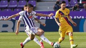 Messi alcanzó la vigésima asistencia a sus compañeros esta temporada