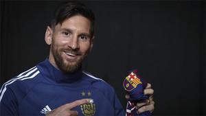 Messi habló de lo que significa el estilo Barça