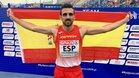 Miguel Ángel Sancho ha hecho historia con su triunfo en salto de altura