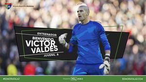 El Moratalaz hace oficial el fichanje de Valdés para entrenar el Juvenil A