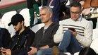 Mourinho, a la espera de conocer la oferta de futuro del Benfica