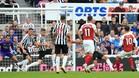 Özil marca en su partido 200 con el Arsenal