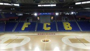 El Palau Blaugrana será la casa del Joventut por un día