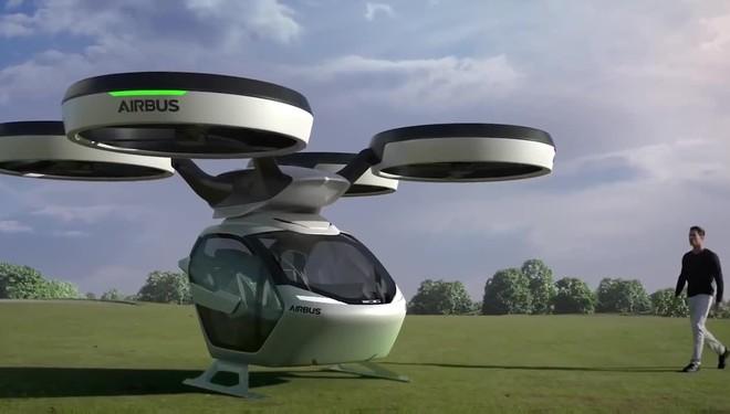 El Pop.Up System de Airbus hará los viajes más rápidos y cómodos.