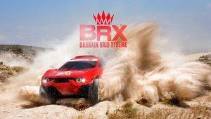 Prodrive presenta el Bahrain Raid Xtreme para el Dakar