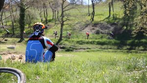 La prueba se ha trasladado este año a la renovada zona de La Pollancreda