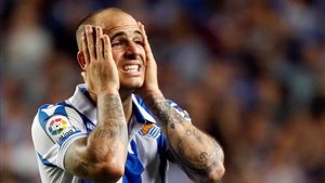 Sandro estará un mes de baja tras lesionarse en la primera jornada de LaLiga 2019/20