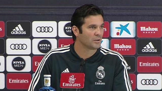 Solari: Bale tiene que comerse el escenario
