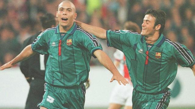 Top 5: Las camisetas más impactantes de la historia del Barça