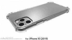 Una de las fundas del iPhone XI