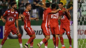 Unión La Calera avanzó a la siguiente fase de la Copa Sudamericana gracias a un gol de Walter Bou