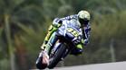 Valentino Rossi, este viernes en Sepang