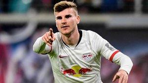 Werner acabará en el Chelsea después que el Liverpool no pueda pagar su cláusula