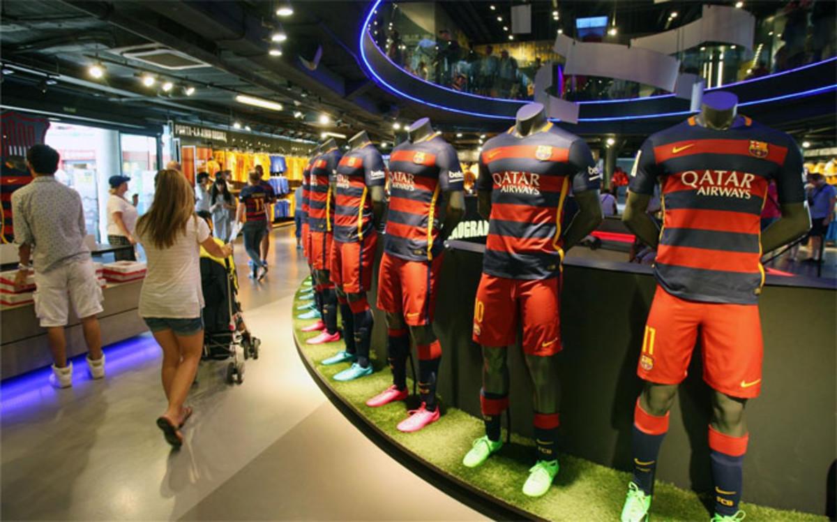 af624a0f0b79a Sepa cómo castiga el ISIS a quien lleve camisetas del FC Barcelona