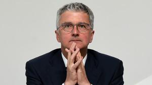 Rupert Stadler, ex-CEO de Audi