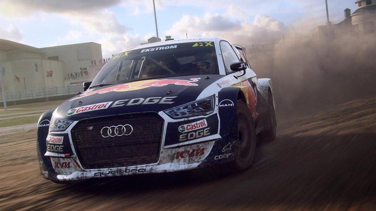 Dirt Rally 2.0 incorporará el generador de etapas que tan bien funcionó en Dirt 4.