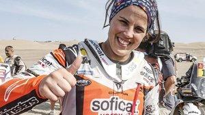 La catalana Laia Sanz será una de las participantes del Dakar 2020