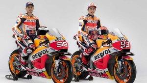 Jorge, con Márquez, un tándem de lujo para Honda