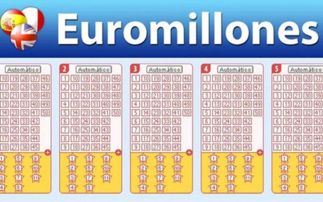 Resultado del Sorteo del Euromillones del viernes, 4 de diciembre de 2020