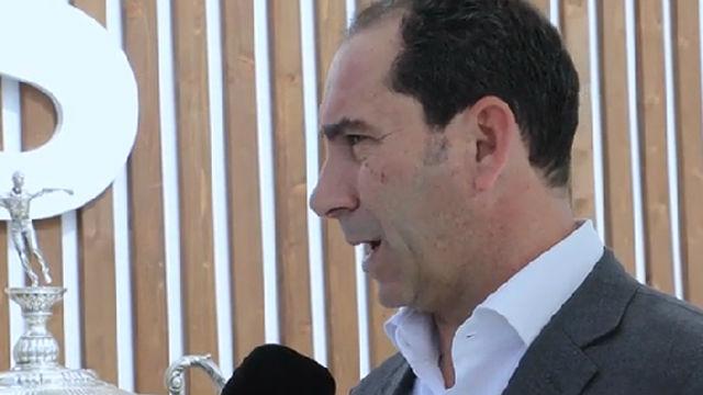 Albert Costa: Tenemos un cuadro digno de un Máster 1000