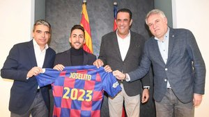 Albert Soler, Josep-Ramon Vidal Abarca y Txus Lahoz, con Joselito