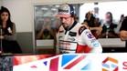 Alonso, en el box de United Autosports en Daytona