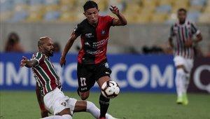 Antofagasta y Fluminense igualaron sin goles en Brasil por la Copa Sudamericana