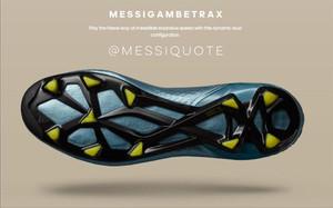 Así son las nuevas botas Adidas de Leo Messi | barca | sport.es