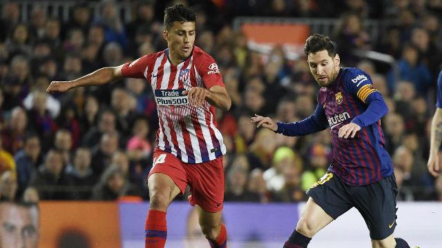 El Atlético anuncia el fichaje de Rodrigo por el City