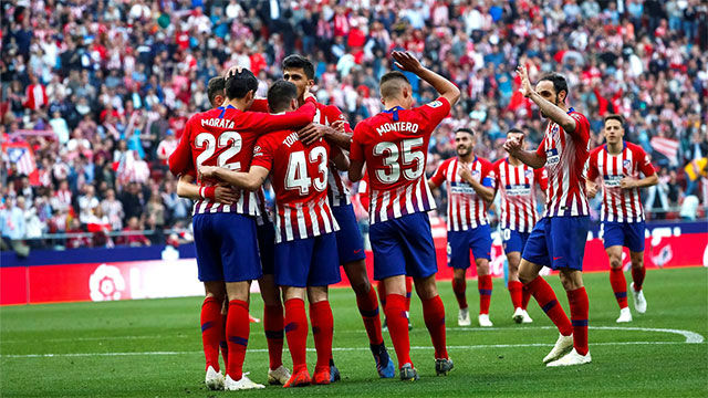 El Atlético vuelve a sonreír a costa del Celta