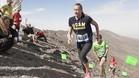 Mireia Belmonte, en una de sus habituales participaciones en carreras de montaña