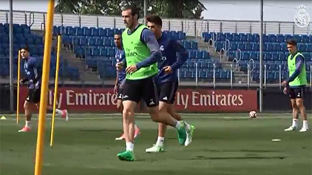 Bale, recuperado para el clásico