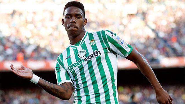 Barça y Betis, condenados a entenderse por Junior
