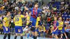 El Barça ganó al Bidasoa y se proclamó campeón a cuatro jornadas del final de Liga