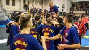 El Barça Lassa buscará en Zaragoza su tercera Champions