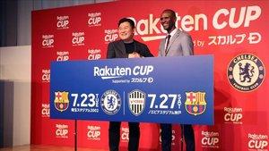 El Barça solo disputará la Rakuten Cup en Japón este verano