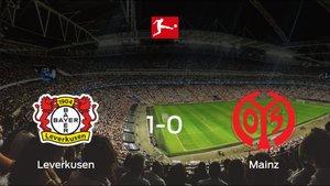 El Bayern Leverkusen derrota 1-0 al Mainz 05 en el BayArena