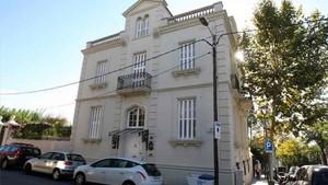 La casa de Johan Cruyff en Barcelona ha sido vendida