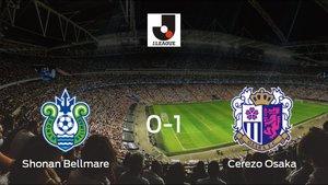 El Cerezo Osaka se lleva los tres puntos ante el Shonan Bellmare (0-1)