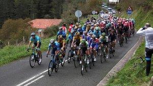 El confinamiento de Huesca puede afectar a la Vuelta