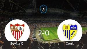 El Conil cayó derrotado frente al Sevilla C en el Ciudad Deportiva José  Ramón Cisneros Palacios 209aaaeaa2f