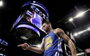 Curry , el jugador de moda en la NBA