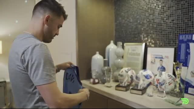 David Villa compartirá equipo con Iniesta