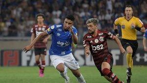 Flamengo le saca seis puntos de diferencia a Palmeiras