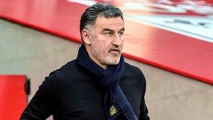 Galtier ironiza sobre Mourinho por quitarle dos miembros del cuerpo técnico